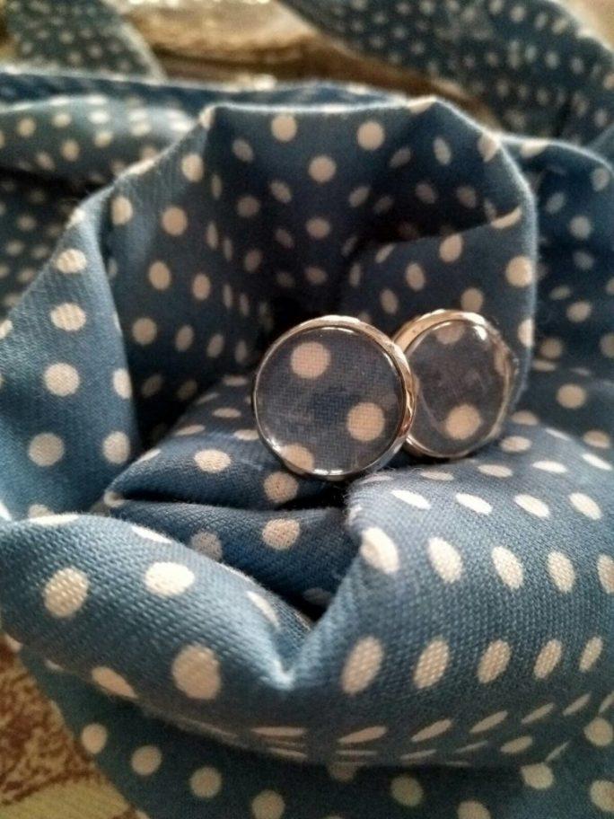 gemelos topos azules